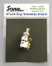 SONIC Full-Up TONE POT | インチサイズ 250K