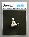 SONIC Full-Up TONE POT | メートルサイズ 500K